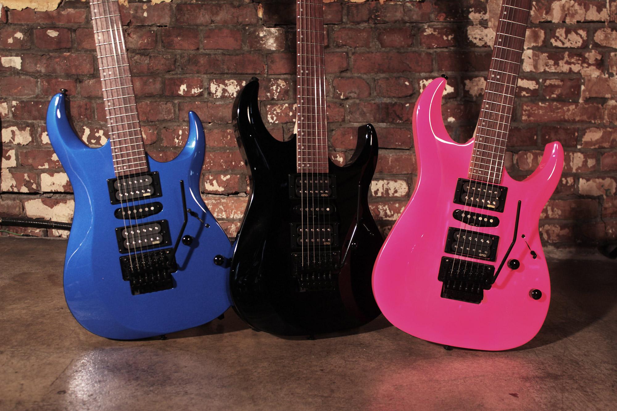 cort guitars parallax